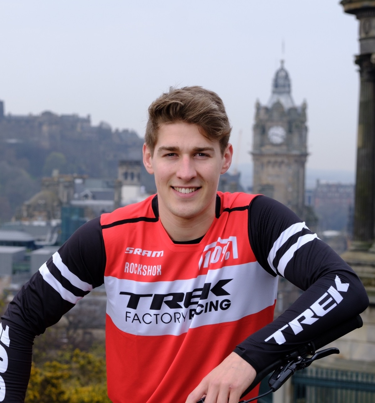 Reece Wilson    Sport: Downhill MTB Birthday: June 11th, 1996 From: Edinburgh, Scotland