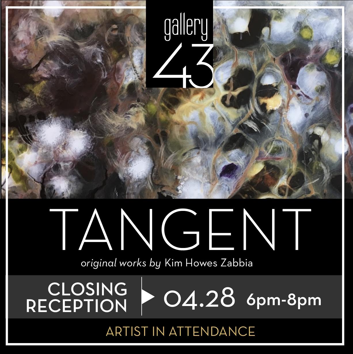 TANGENT Closing Reception