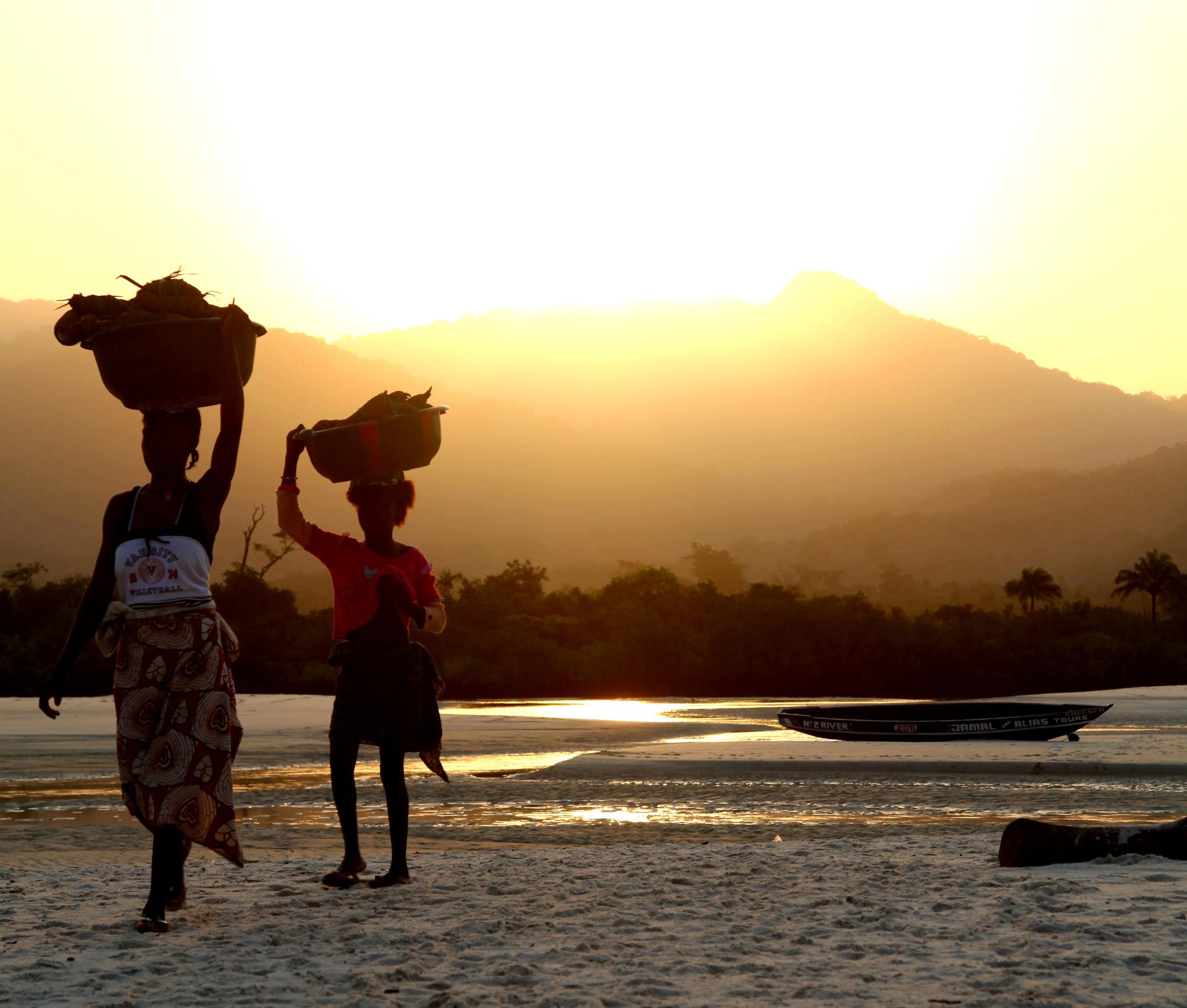 Fostering Education, Public Health & Female Empowerment in Sierra Leone Since 2006