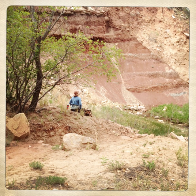 Romi, A Way Omer Retreat, Ghost Ranch NM.JPG