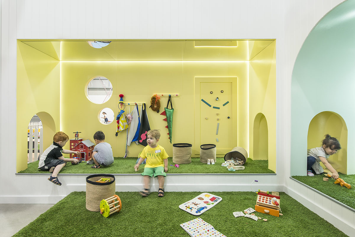 Play Hub at Kid and Hub in Adelaide