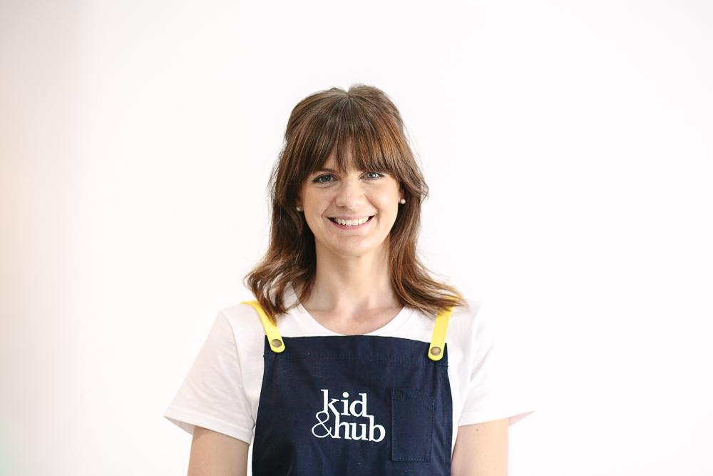 Monique Gannon -Programmer & Facilitator at Kid & Hub