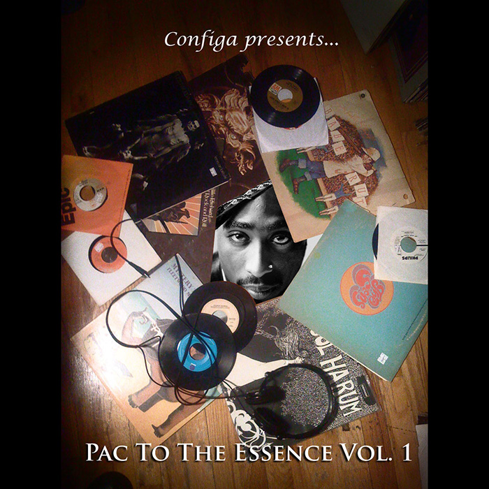 Pac To The Essence Vol. 1 by Confga