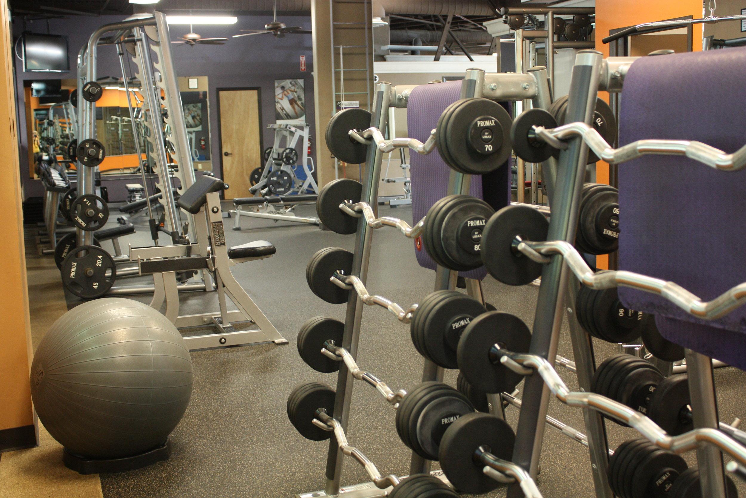 Anytime Fitness in Granite Bay, CA
