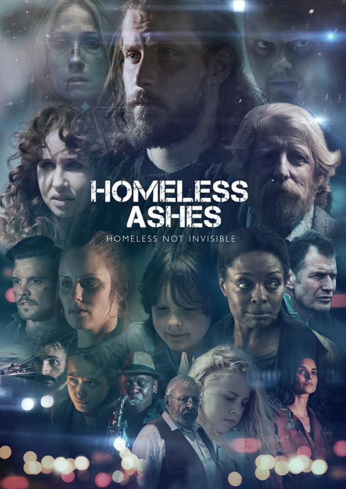 Homeless Ashes - is a feature Film about a young boy called Frankie who runs away from home. We follow the twists and turns of his life growing up and battling to survive homeless on the streets CLICK HERE TO VIEW IMDB