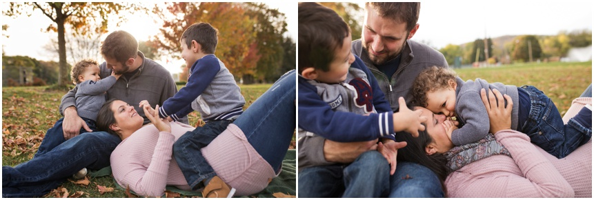 Her boys.  Rochester NY family photography