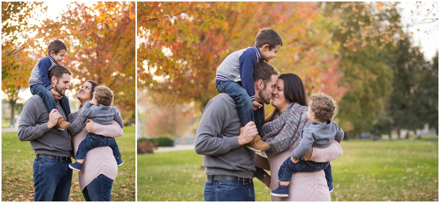 family love Rochester NY family photographer