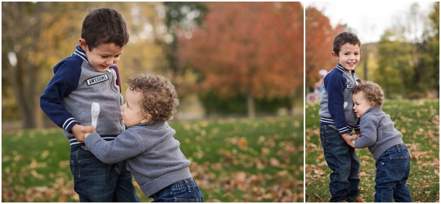 adorable brothers Rochester NY family photography