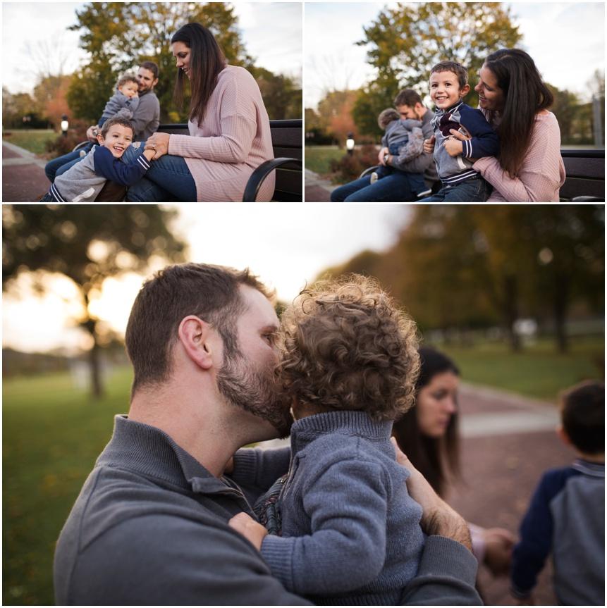 family snuggles rochester ny family photographer