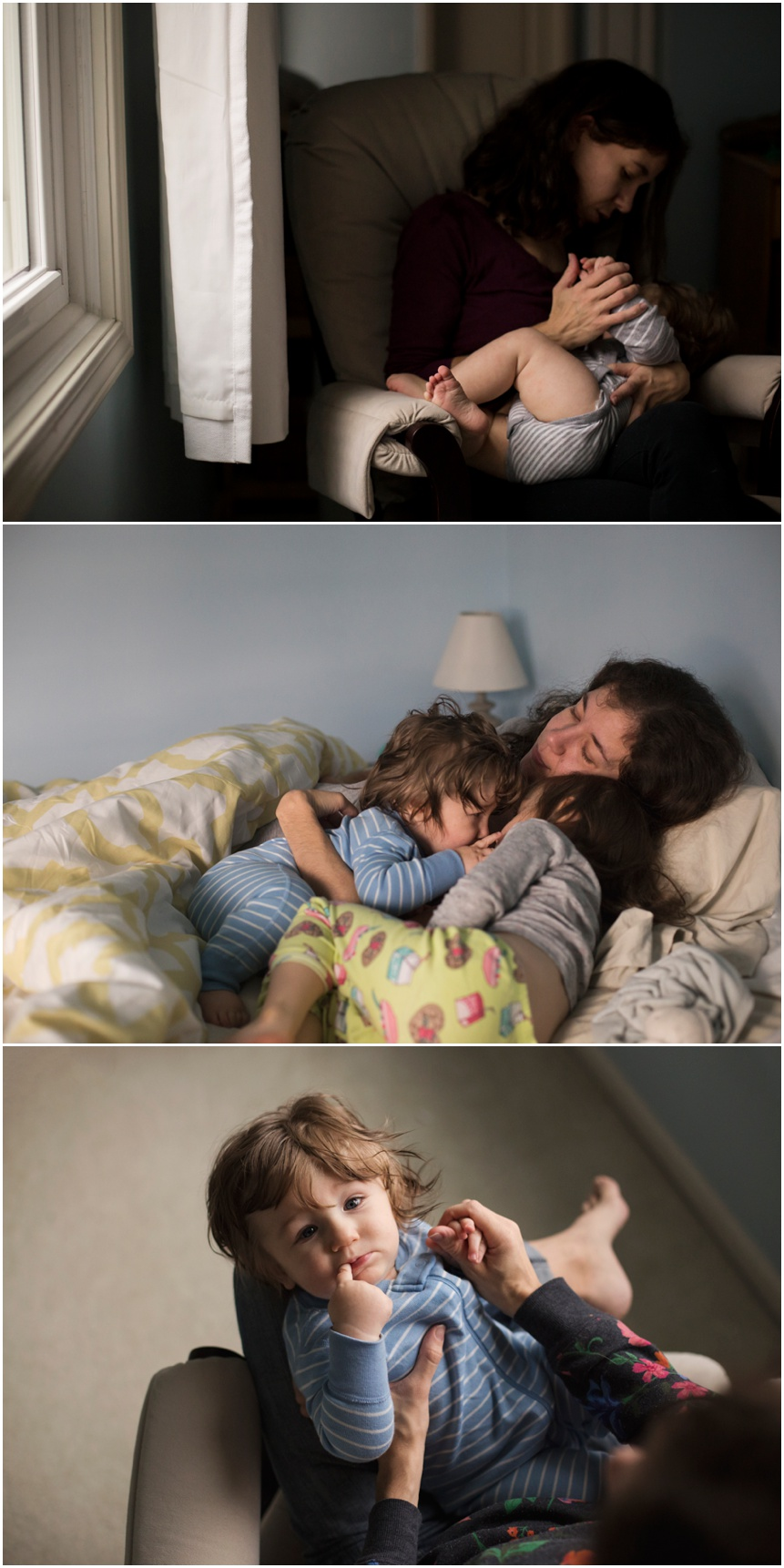Natural Newborn Photographer Rochester NY mama cuddles