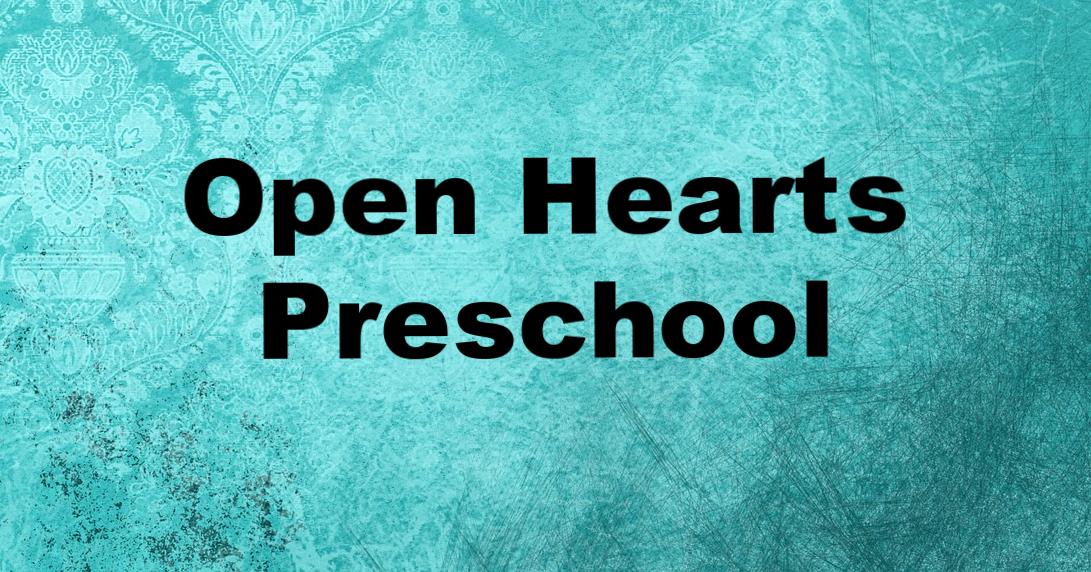 Open Hearts Pre-School