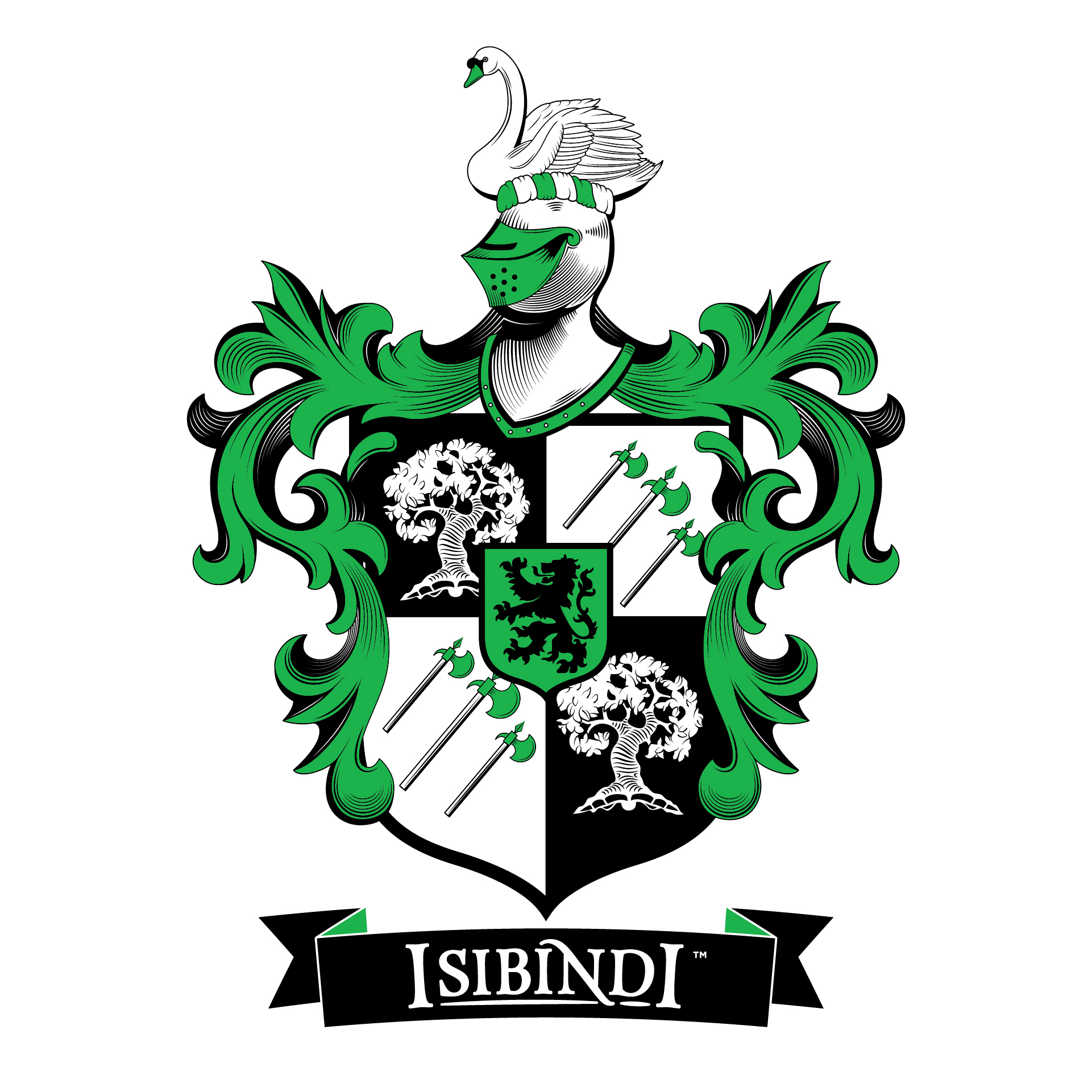 """Isibindi - Isibindi is a tight-knit group of individuals, like a pride of African lions, where family means everything. The House's symbolic animals, the mute swan and the lion, serve to empower incoming members. While new students might be quiet or shy at first, the longer that they are in the House, the more they begin to display the characteristics of strength and bravery. In Zulu, Isibindi means """"courage."""""""