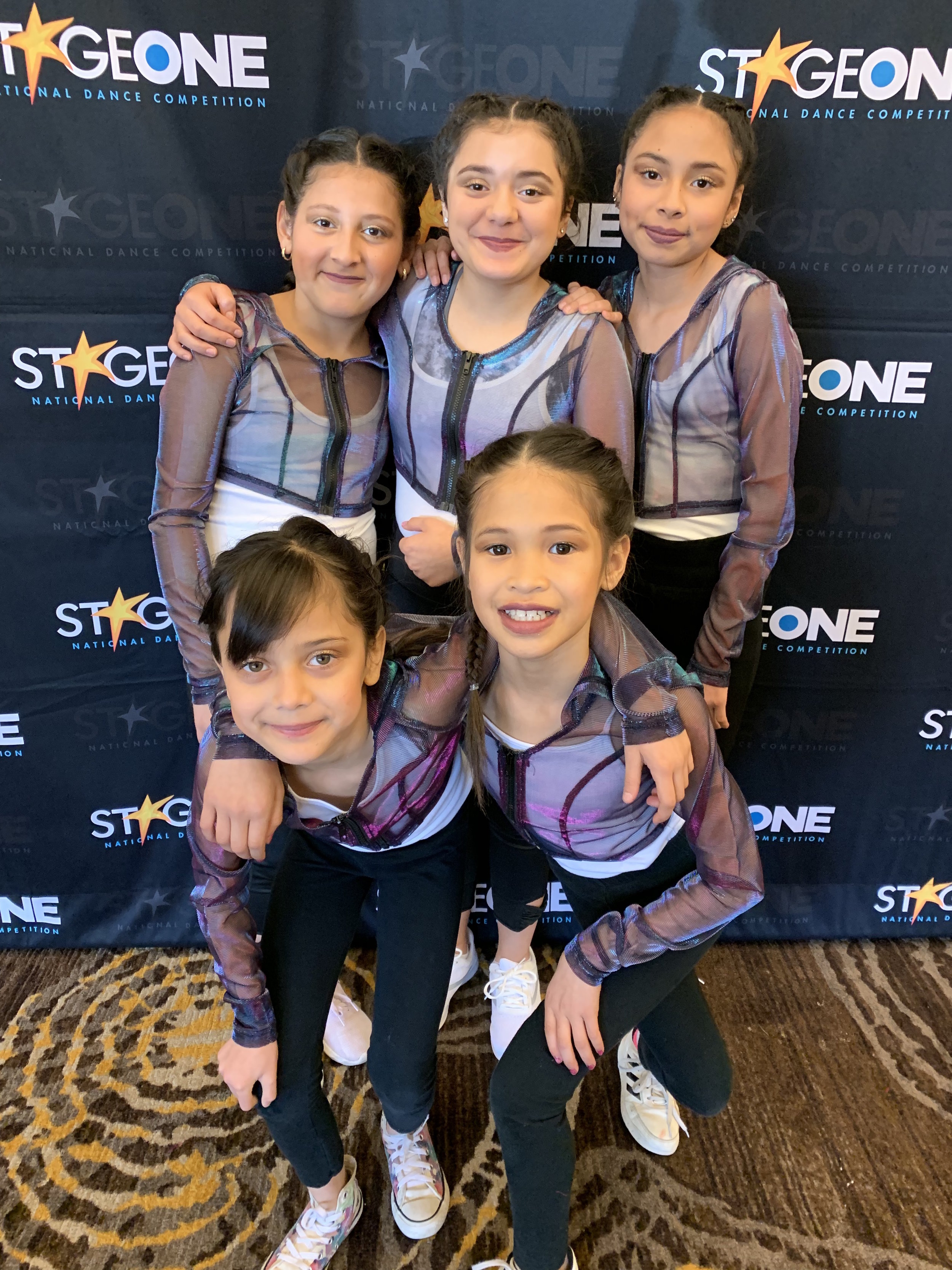 Stage One Dance Competition -