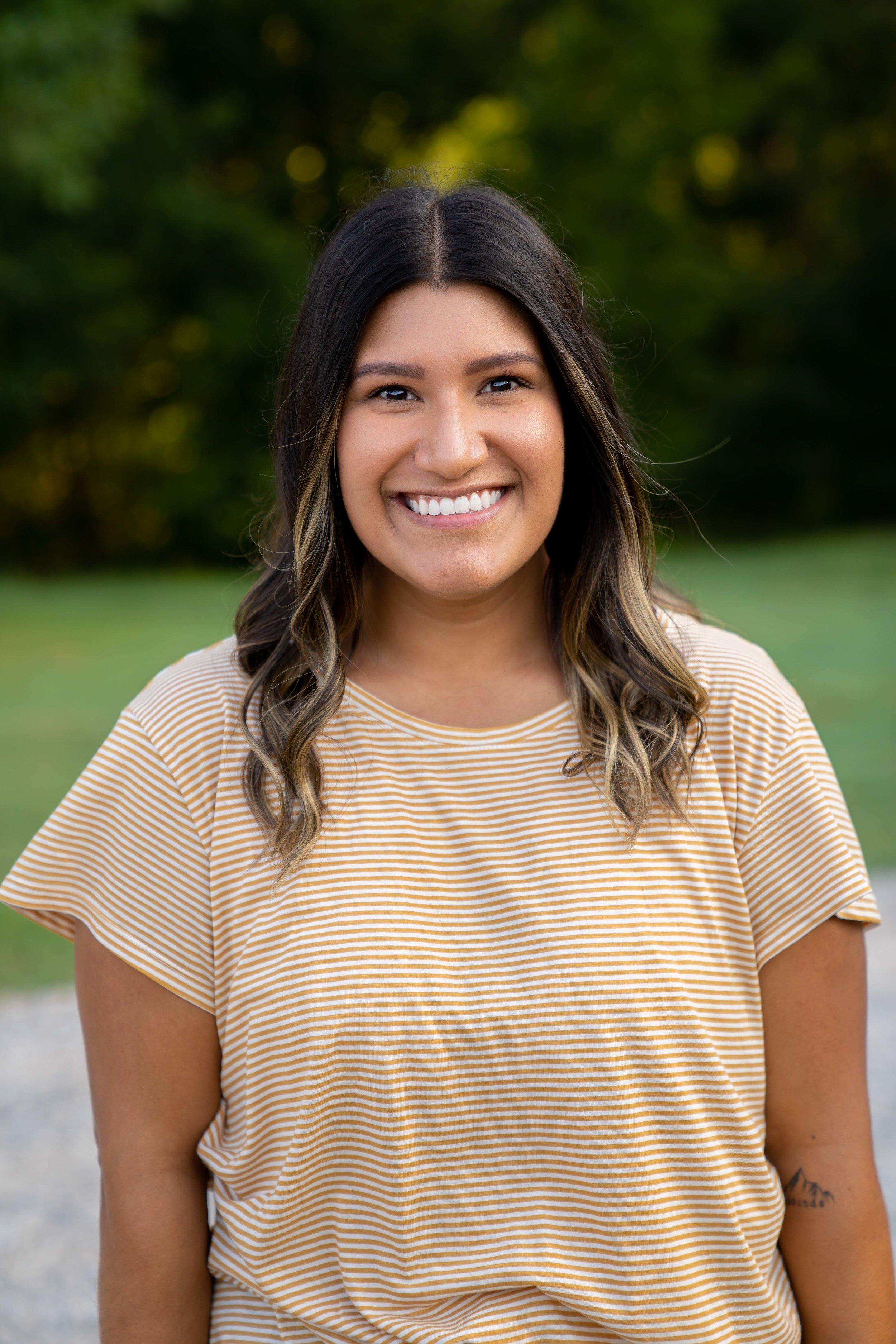 Cecilia Martinez  - SOAR Parson Hills Site Director