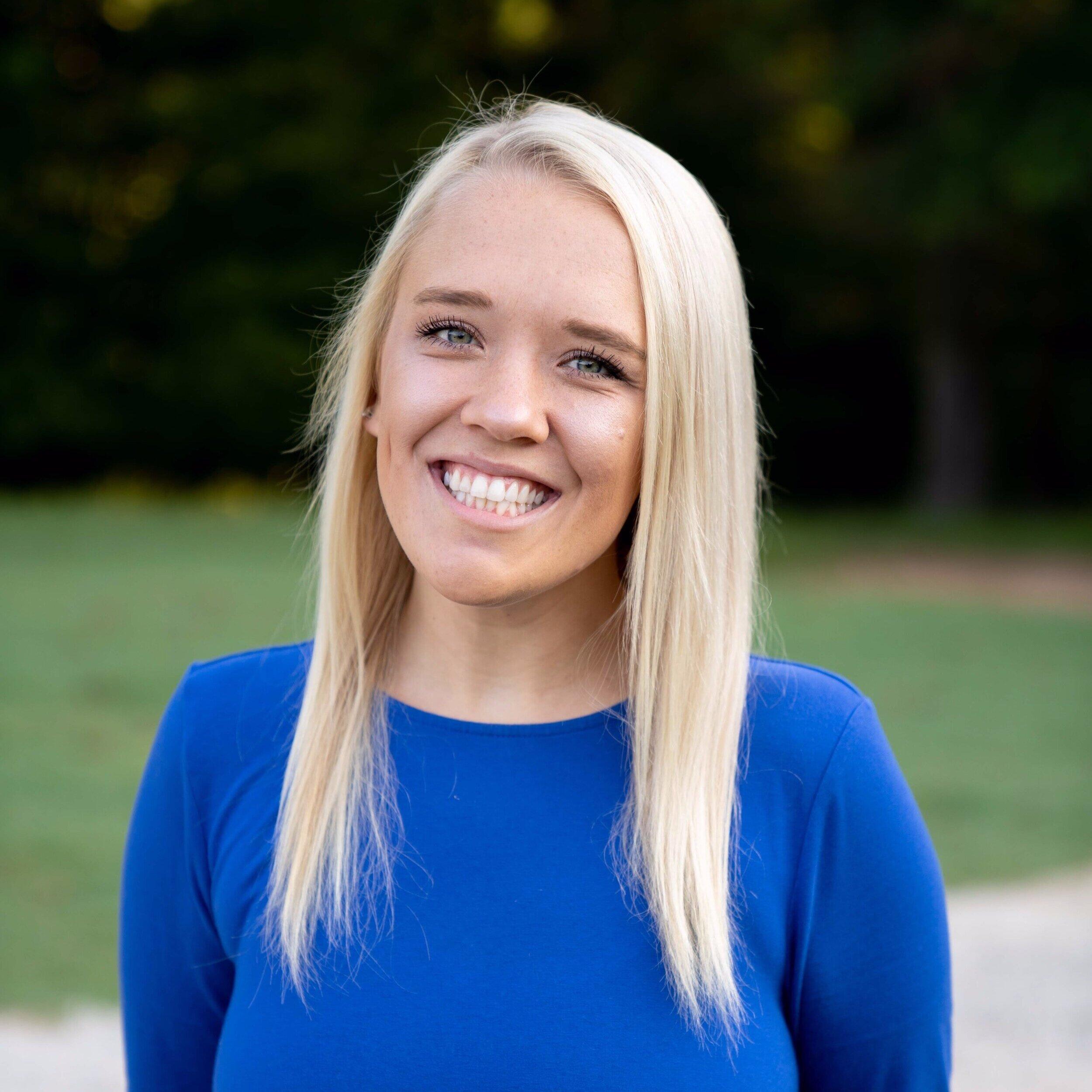 Site Director - Samantha Harp