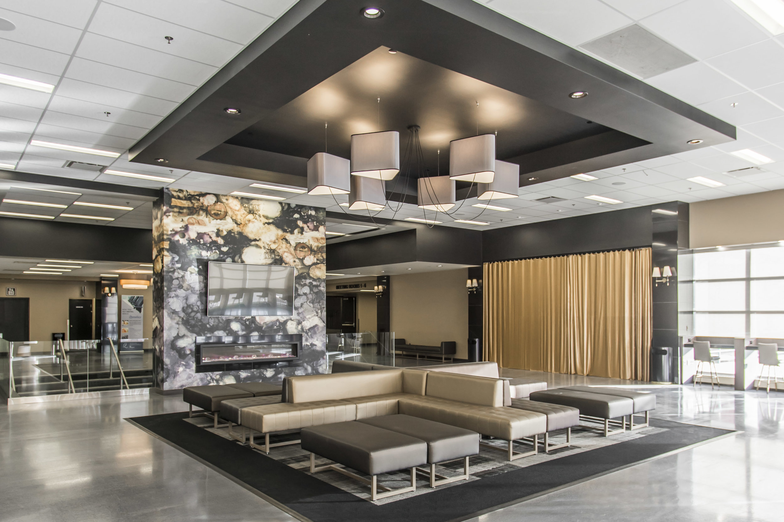 Lobby Mezzanine