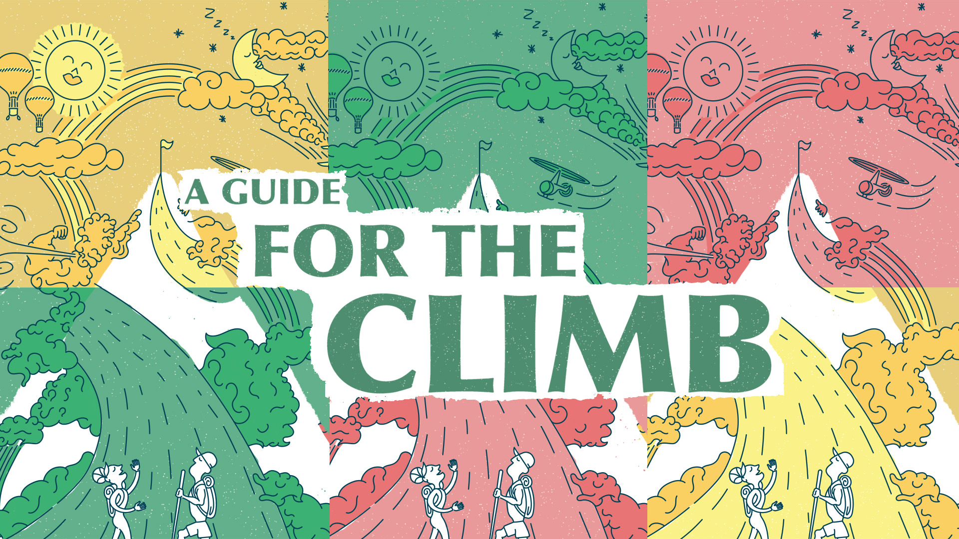 A Guide For The Climb -- Chapter 2 -- Know God Will Help You