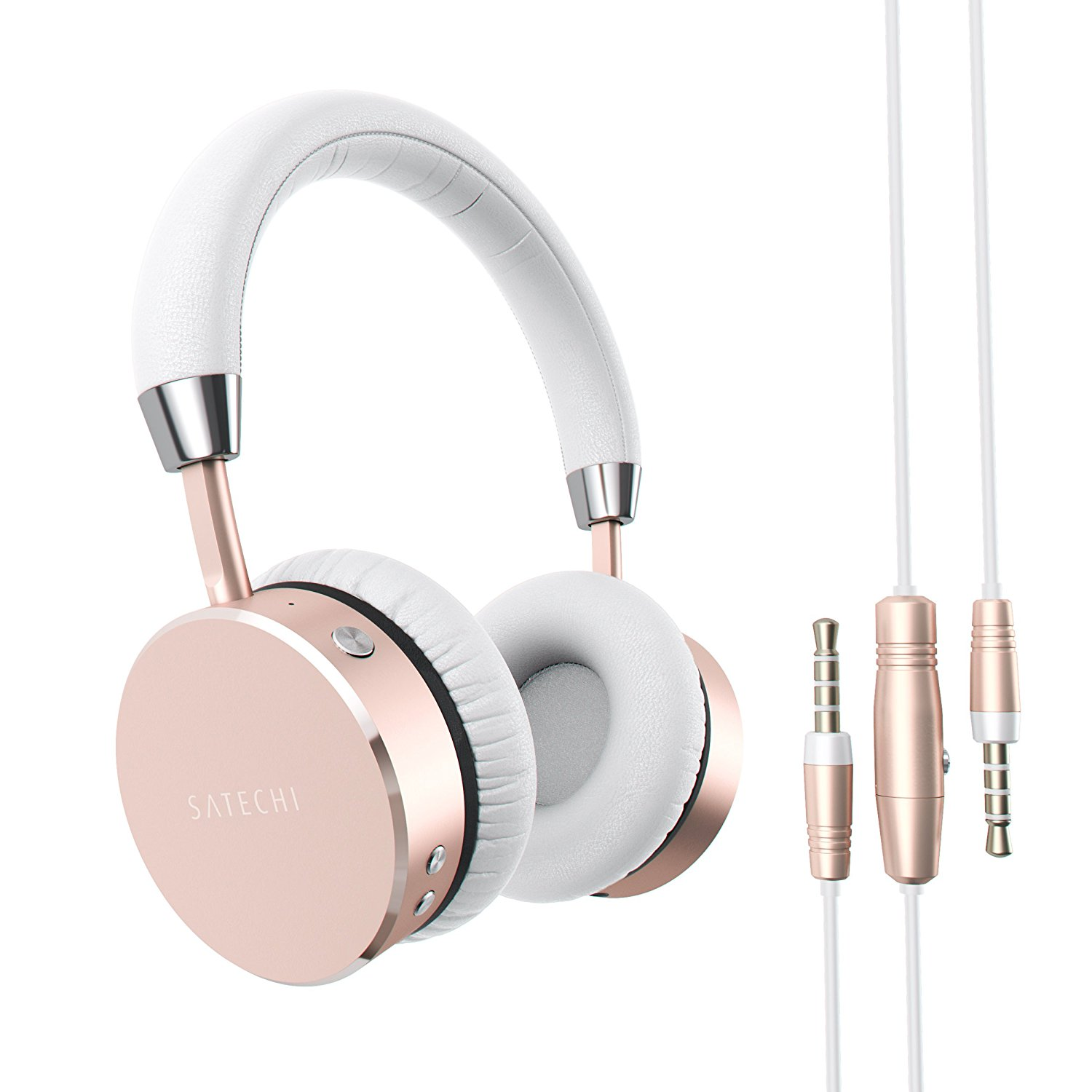 Satechi Aluminum Bluetooth Wireless Headphones