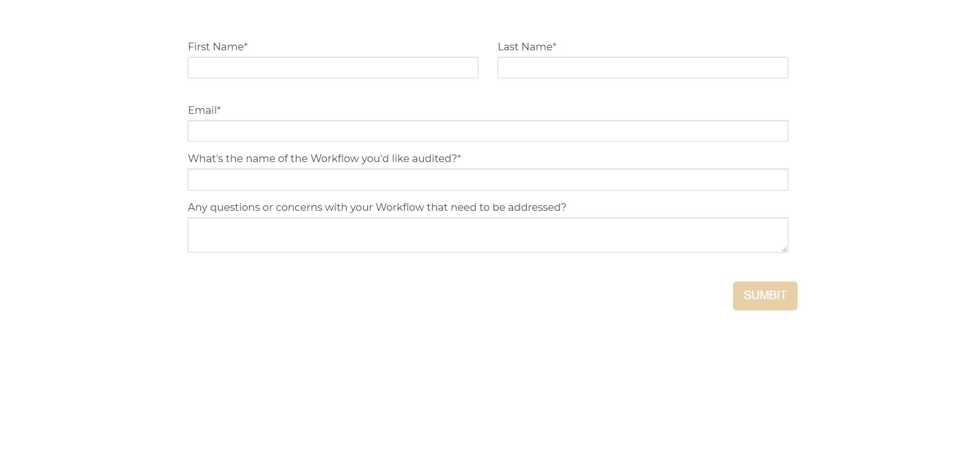 Link to lead capture on Dubsado's website.