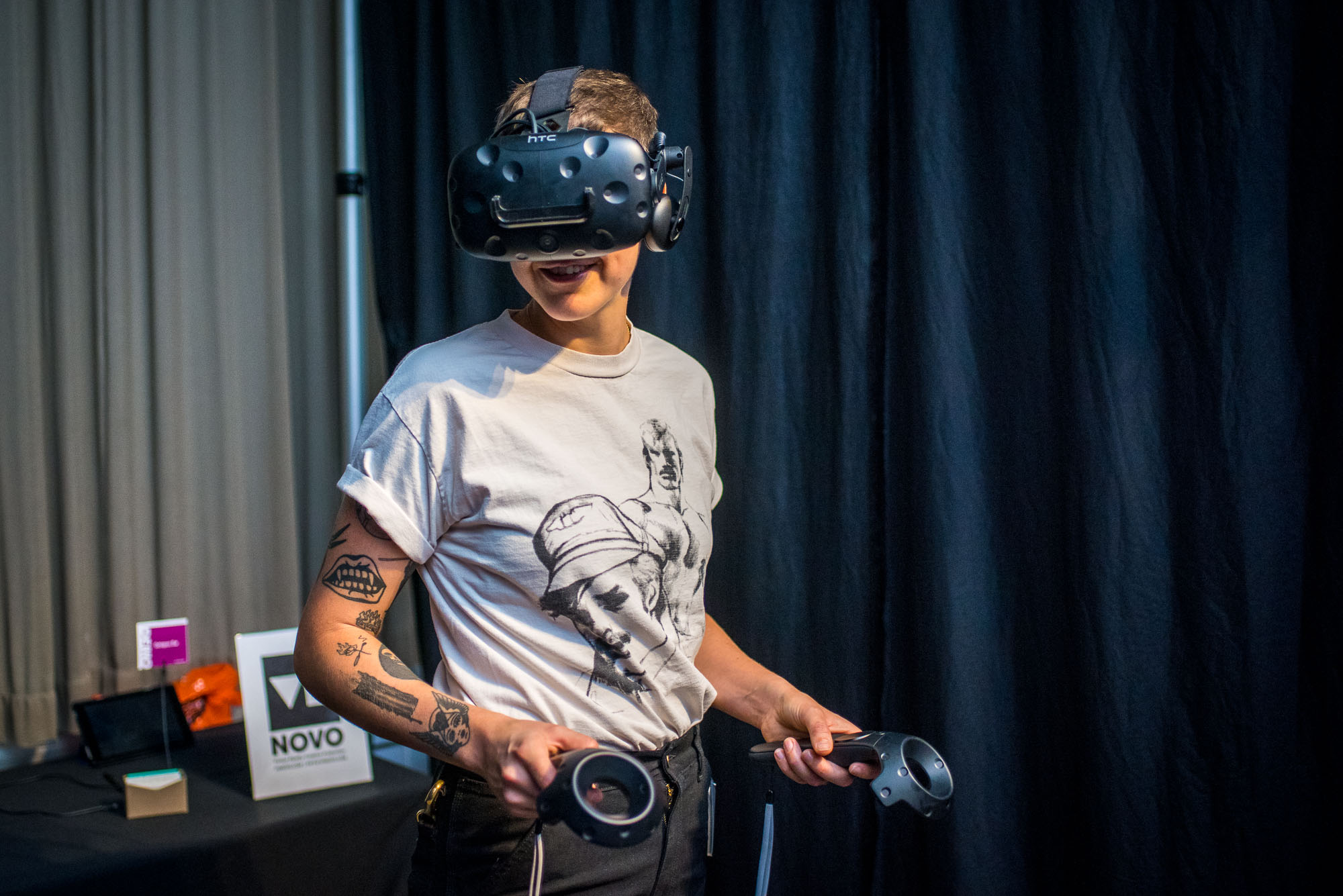 25+ innovative demos - From corporate R&D to new prototypes emerging from NYC Media Lab's university consortium, the Demo Expo will allow guests explore first hand.