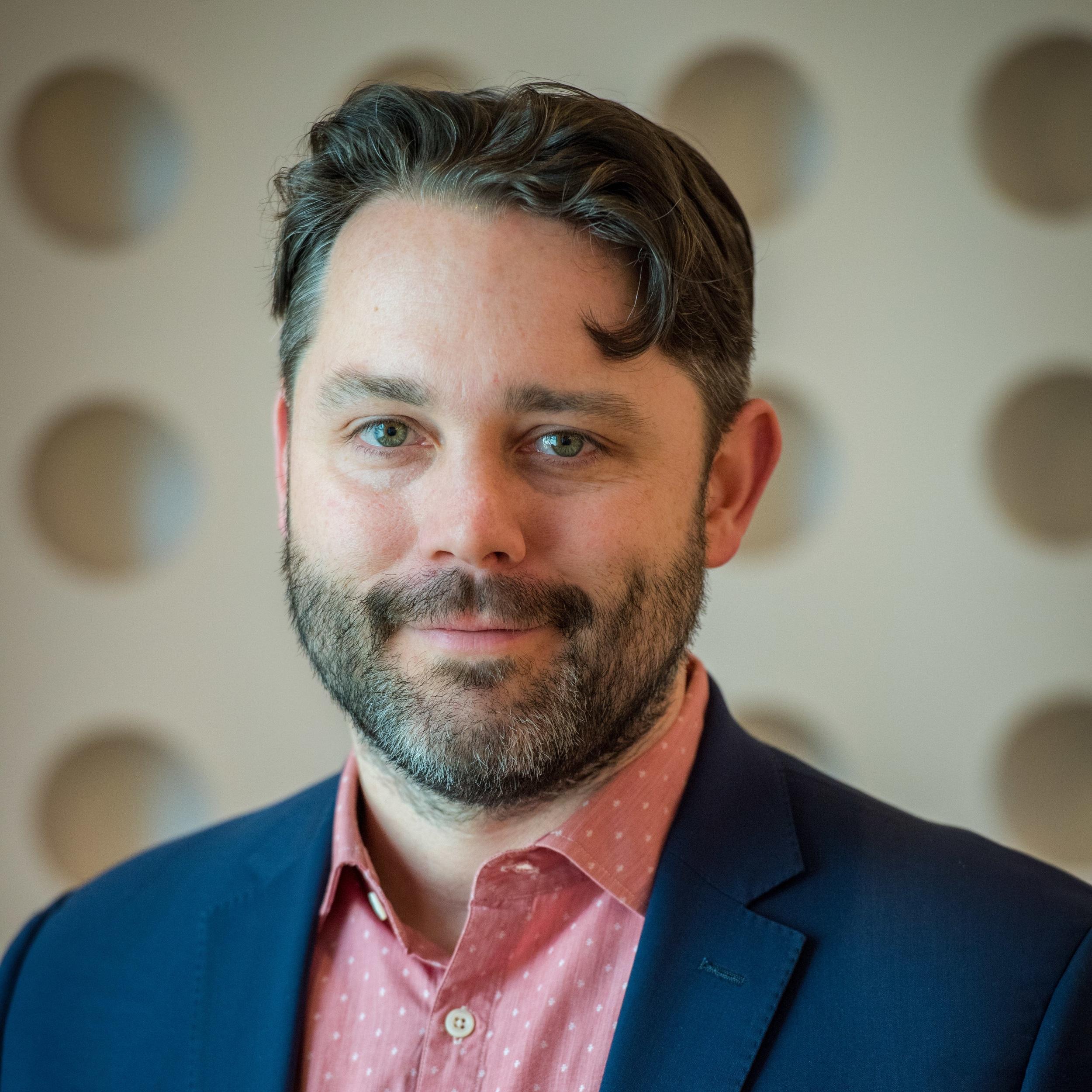 Justin Hendrix, Executive Director, NYC Media Lab