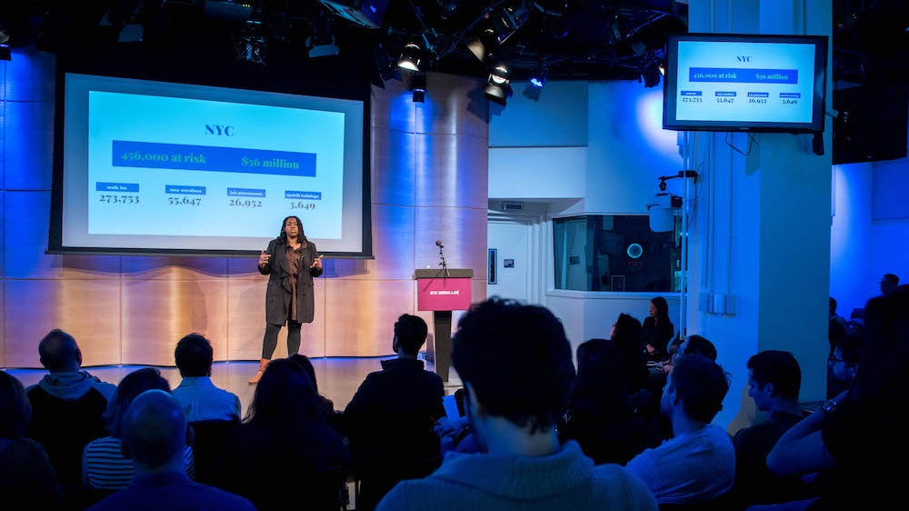 ENTREPRENEURS & INVESTORS - NYC Media Lab produces the Combine, an accelerator program for early stage startups emerging from NYC universities. Seasoned entrepreneurs and investors serve as Combine mentors, and attend the Lab's events to scout new talent and learn new trends.