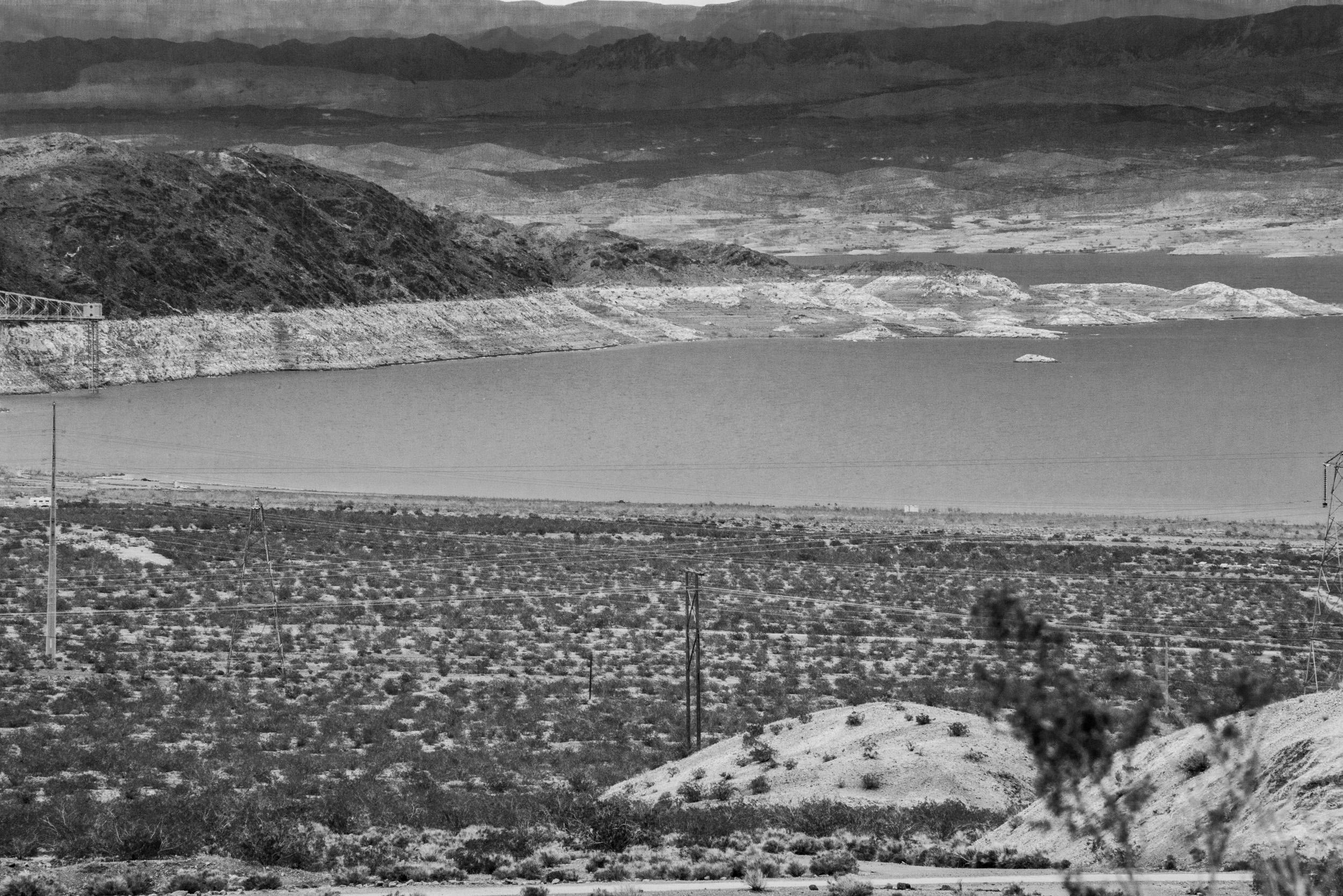 Near Hover Dam, Nevada © Robert Welkie 2017