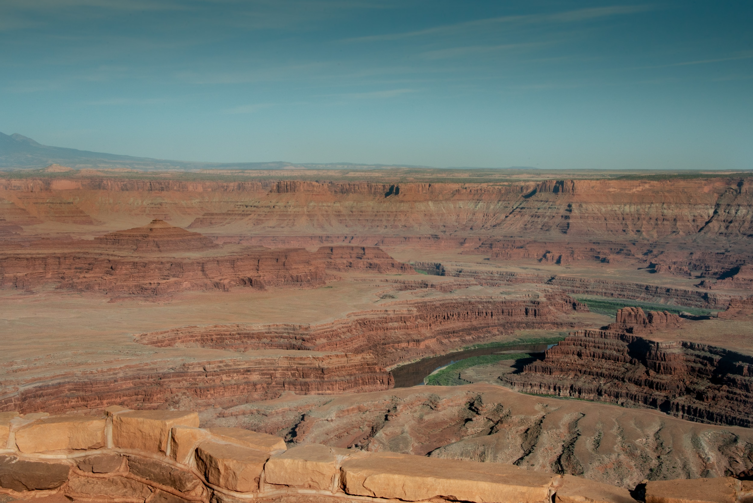 Dead Horse Point and Wall © Robert Welkie 2018