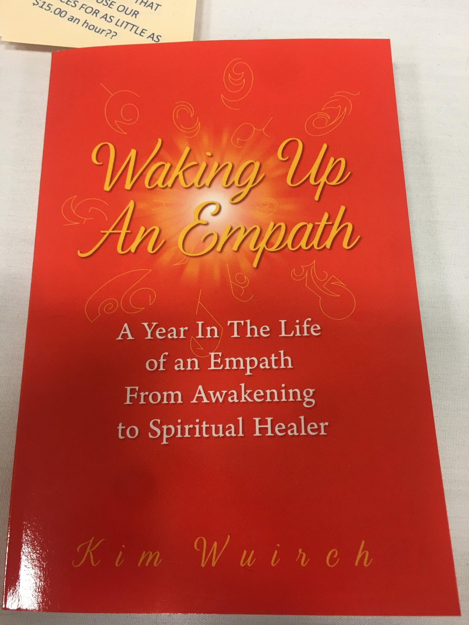 Waking up and empath.jpg