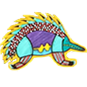 0016_Wendy Website_Show Tell Section _Aboriginal art icon Hedgehog.png