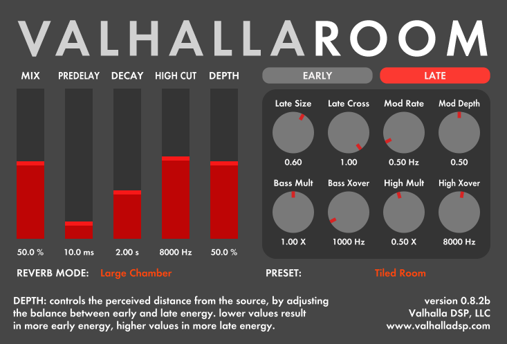 Valhalla Reverbs Complete Collection