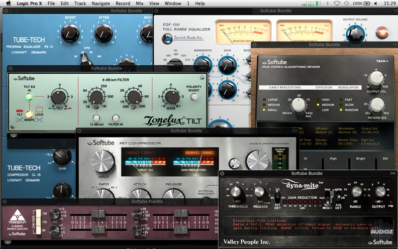 Softube Plugin Collection (ALL)
