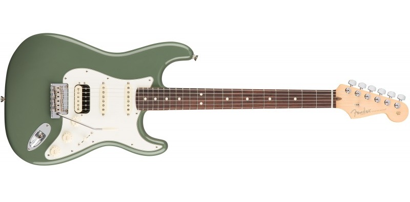 Fender Stratocaster - Professional Series - HSS Shawbucker Series