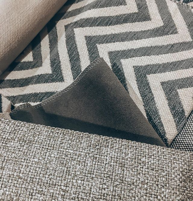 Our upcoming interior design project was inspired by these gorgeous fabrics from @warwickfabrics @zepelfabrics