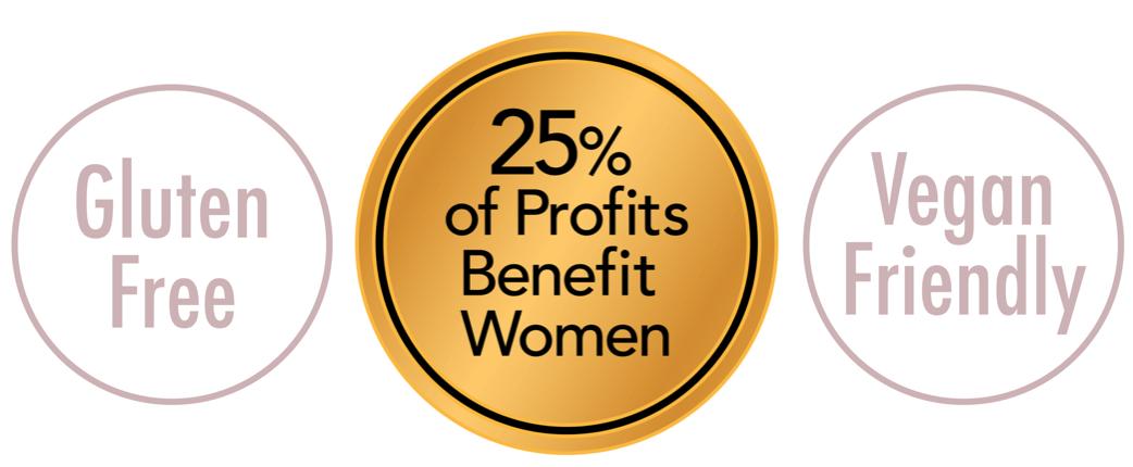 Sarah Christina Cabernet Sauvignon Gluten Free Vegan Friendly 25 percent of profits benefit women.png