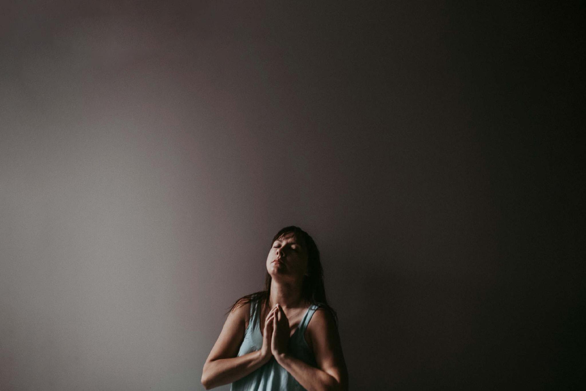 Olga Levien: Self-Portrait