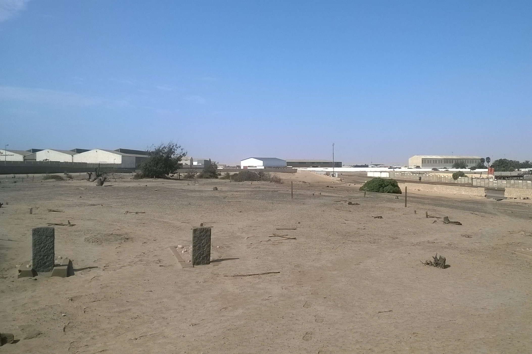 Walvis Bay Cemetery, Namibia