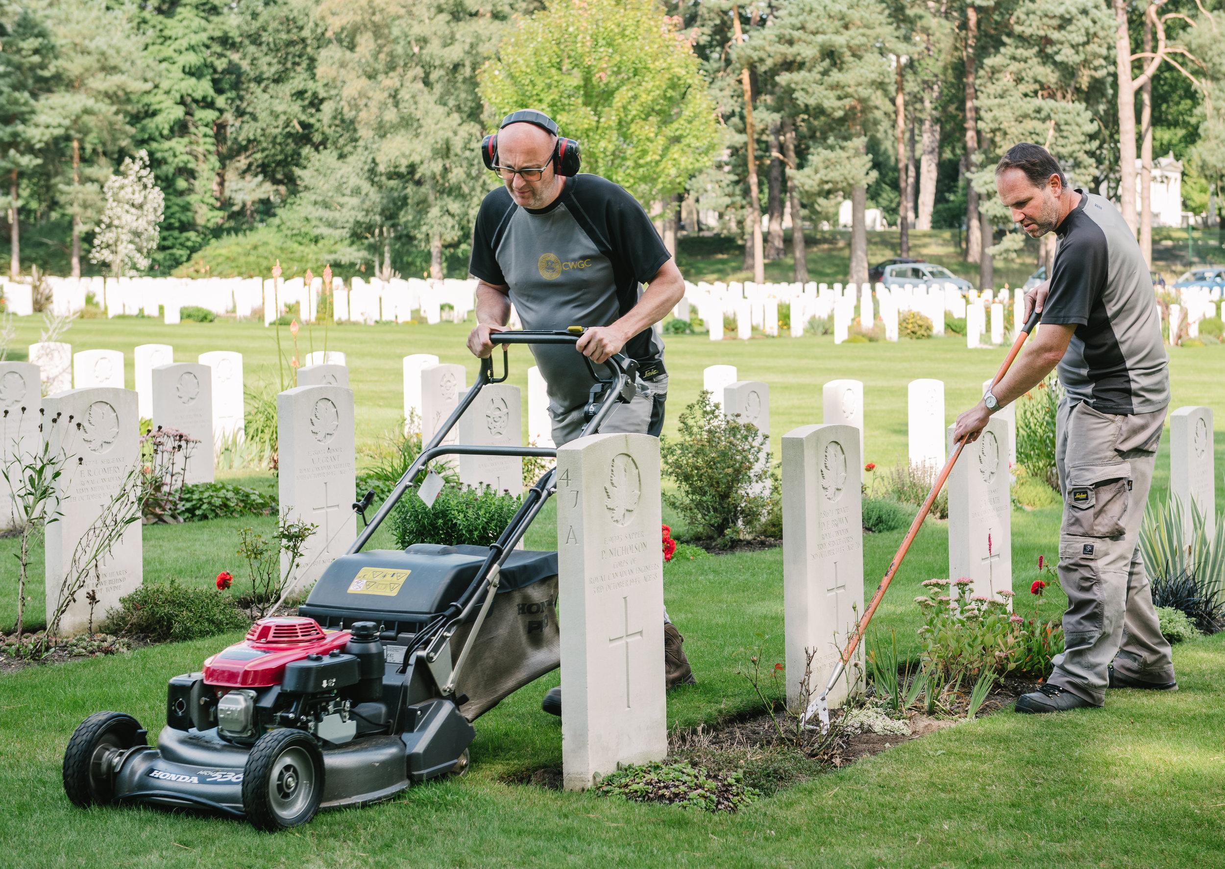 CWGC Brookwood Military Cemetery