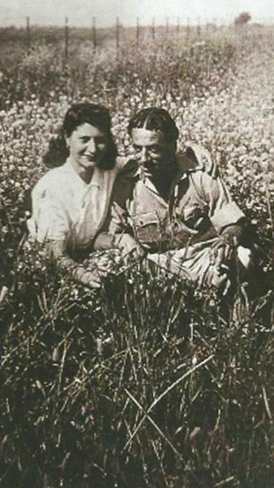 Joe with Elizabetta Bibasio