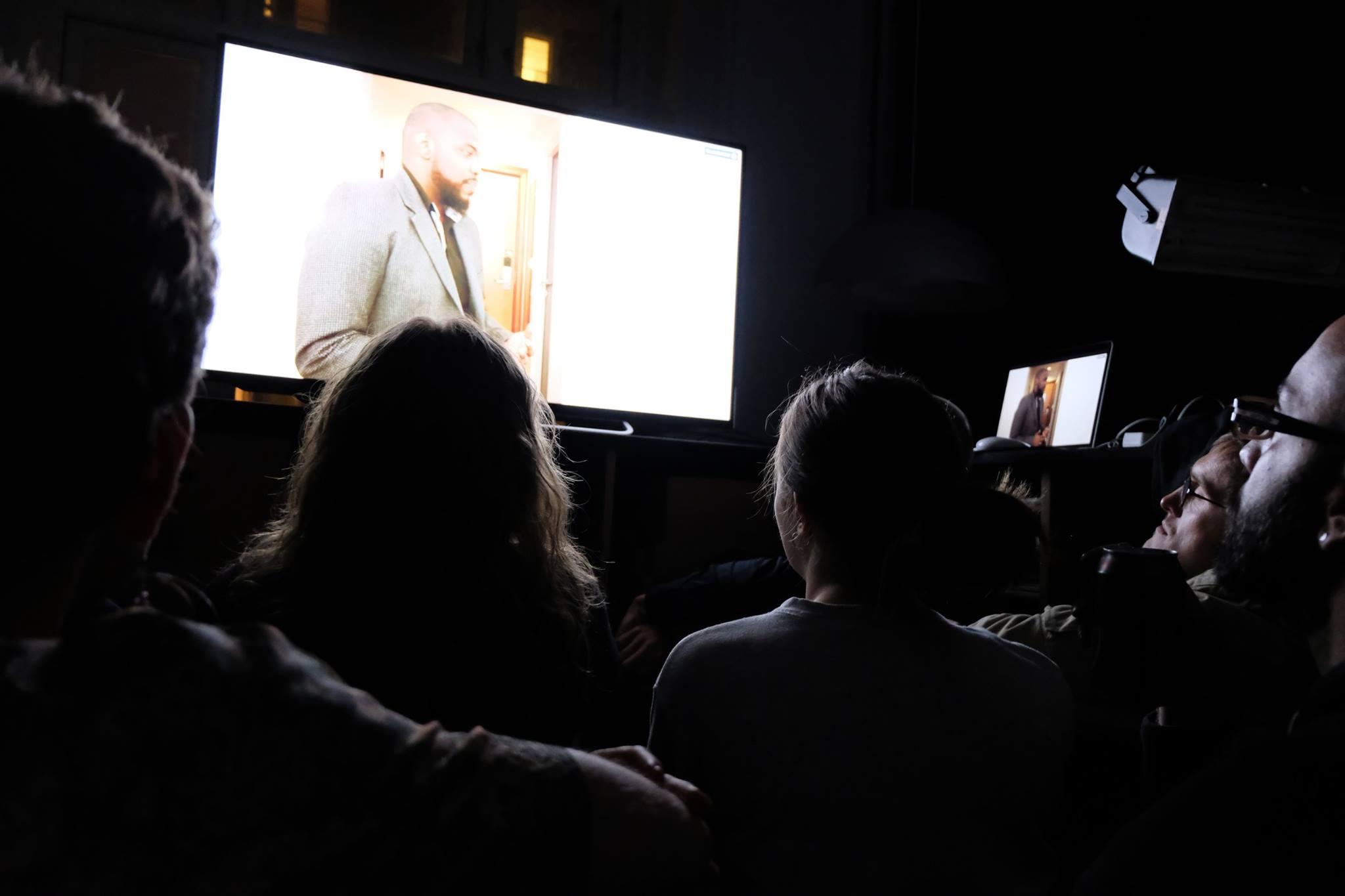 Frisk Flugt klipper i Blød By - Film Screening, Hospital Prison University Archive, 2017