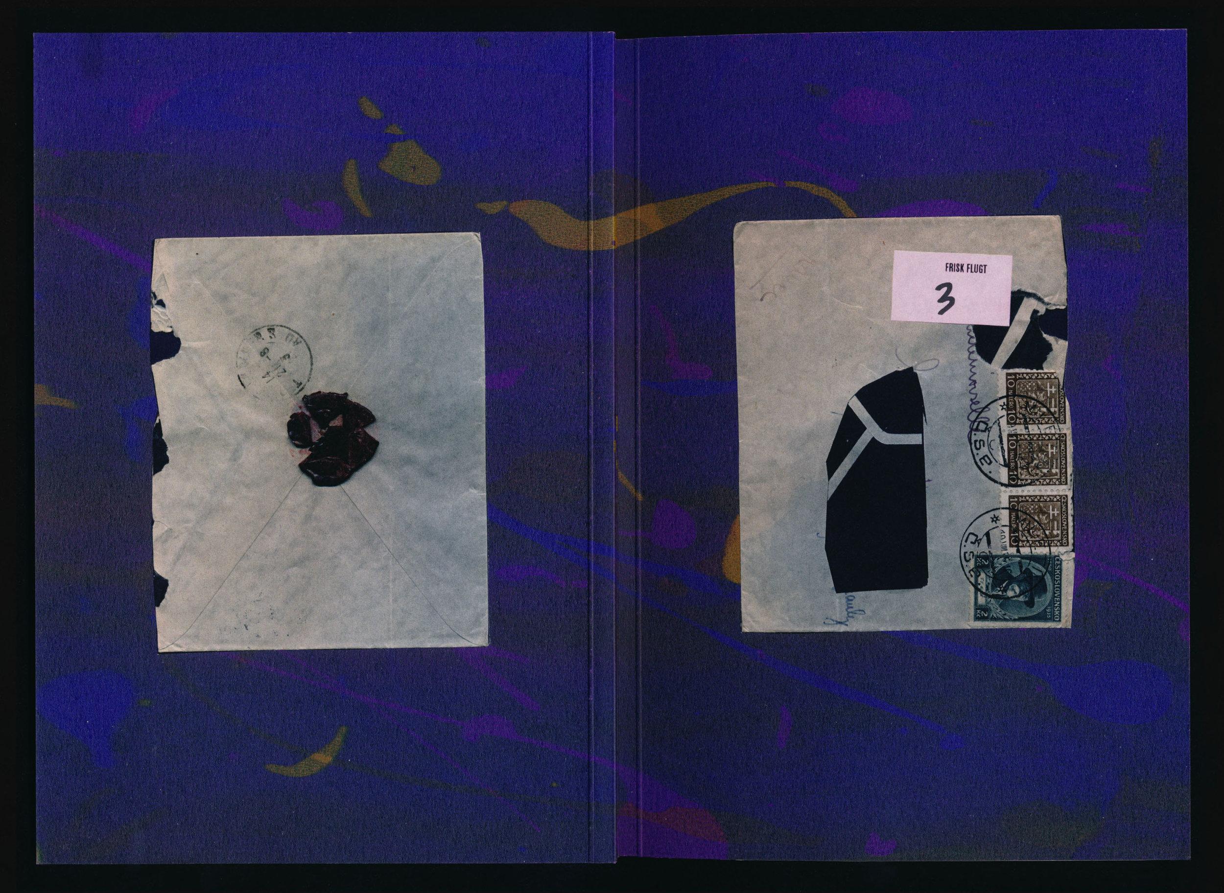 Frisk Flugt - Growing Silent. Publication (52 pages), 2015