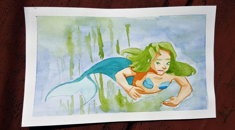 Mermaid explorer