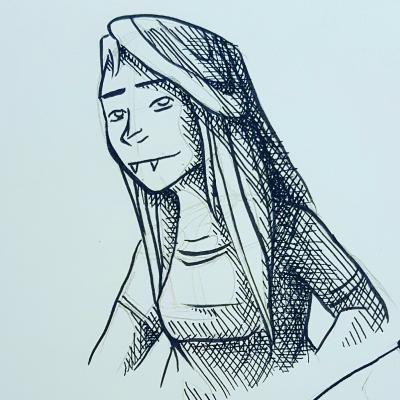 Lisa Portrait