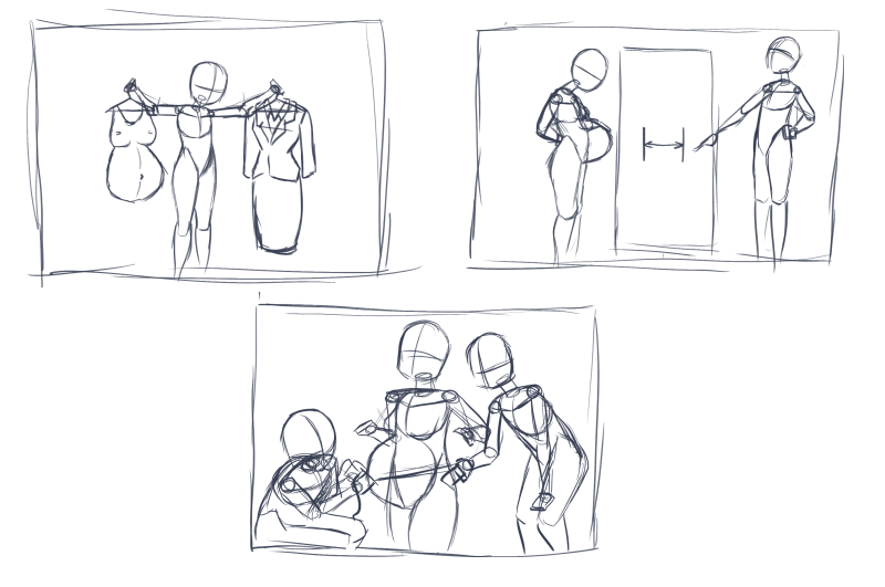 editiorial illustration sketch pregnancy.png