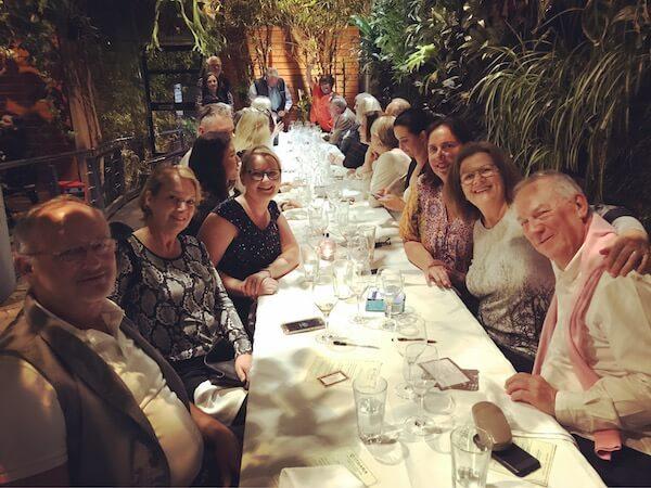 Canny Grapes Wine Tasting Dinner at Itsara Perth