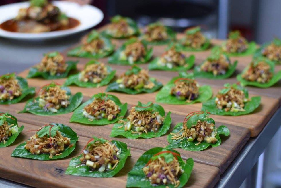 Canny Grapes Wine Dinner Aromatics and Thai Itsara Perth