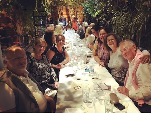'Aromatics & Thai' Long Table Dinner at Itsara in Nedlands
