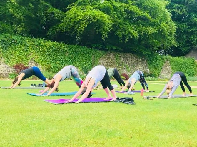 Flow & Restore Yoga