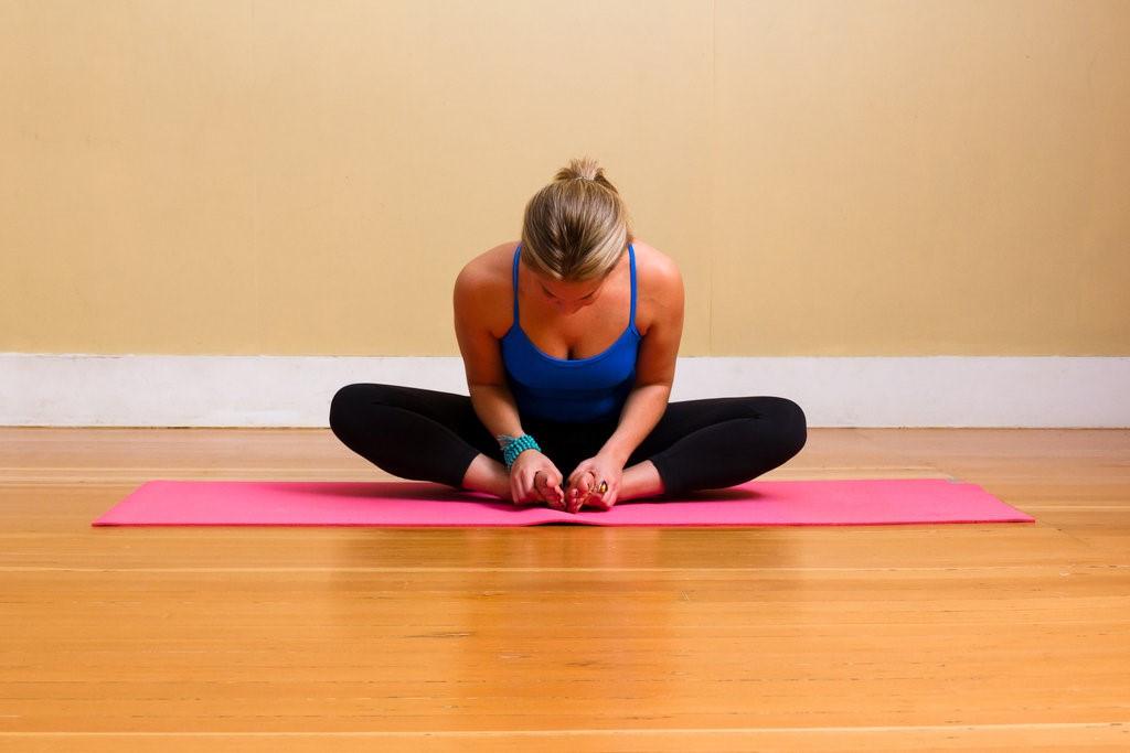 Iyengar Beginners Yoga