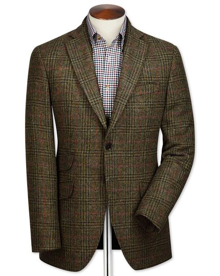 A Tweed Jacket (  Charles Tyrwhitt  )